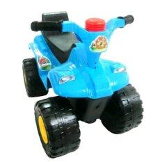 ราคา ราคาถูกที่สุด Victory Toys รถจ้าวทะเลทรายเด็กนั่งขาไถ สีฟ้า
