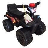 โปรโมชั่น Victory Toys รถจ้าวทะเลทรายเด็กนั่งขาไถ สีดำ ถูก