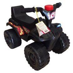 ส่วนลด Victory Toys รถจ้าวทะเลทรายเด็กนั่งขาไถ สีดำ Victory Toys