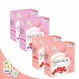 ราคา Wel B Baby Fd Yogurt Mixed Berry Strawberry 25G Pack 4 Pcs เป็นต้นฉบับ