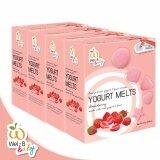 ขาย ซื้อ Wel B Baby Fd Yogurt Strawberry 25G Pack 4 Pcs ใน กรุงเทพมหานคร