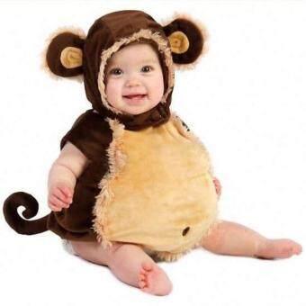 Well Kids Baby Fancy Costume ชุดแฟนซีสัตว์น่ารัก สำหรับเด็กเล็ก - ลิง #2