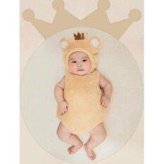 ส่วนลด สินค้า Well Kids Baby Fancy Costume ชุดแฟนซีน่ารัก สำหรับเด็กเล็ก หมี