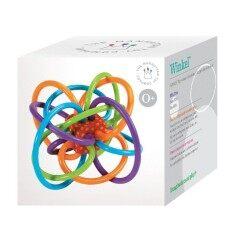 ยางกัด Winkel Manhattan Toy ของเล่นเสริมพัฒนาการช่วยนวดเหงือกให้ลูกน้อย.