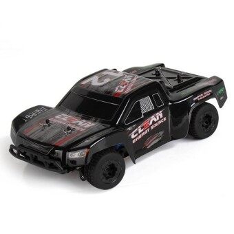 Wltoys A232 1/24 2.4G 4WD Brushed RC Short Course RTR Black - intl