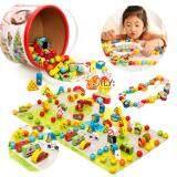 ซื้อ Oily Case ของเล่นไม้ 2 In 1 เกมส์บล็อกไม้สร้างเมือง ร้อยเชือกลูกปัด ใน กรุงเทพมหานคร