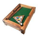 ขาย Wood Toy ของเล่นไม้ สนุ๊กเกอร์ Fancy Billiard Game ถูก ใน กรุงเทพมหานคร
