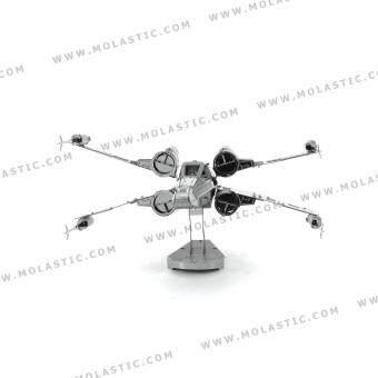 X-Wing Fighter (Star War) 3D Metal Model Kit- โมเดลโลหะ Star War เอ็กซ์วิงไฟต์เตอร์