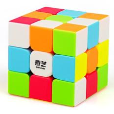 Qiyi รูบิคหลากสี 3x3x3.