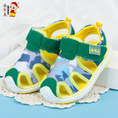 ซื้อ X-Niu Ren พรางตาข่ายรองเท้าแตะรองเท้าเด็ก Unbranded Generic เป็นต้นฉบับ