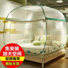 ซื้อ และใส่ม่านติดตั้งมุ้งสามประตูซิปเตียง ถูก ฮ่องกง