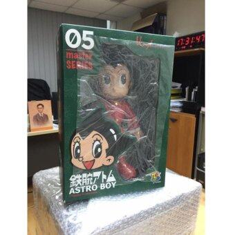 ZCWO ASTRO BOY - Master Series 05 (Christmas Edition / 30cm Tall) Red