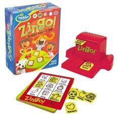Zingo Bingo เกมส์บิงโกรูปภาพ Red เป็นต้นฉบับ