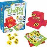 ทบทวน Zingo Number Bingo เกมส์บิงโกนับเลข Blue