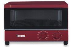 Tecno เตาอบไฟฟ้าขนาด 12 ลิตร รุ่น Tnp 1212J H6E Red Tecnogas ถูก ใน กรุงเทพมหานคร