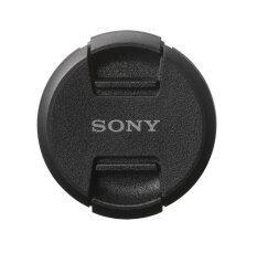 ราคา ราคาถูกที่สุด Sony 77Mm Center Pinch Snap On Lens Cap รุ่น Alc F77S Black