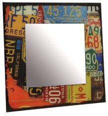 ส่วนลด U Ro Decor กระจก ดีไซน์ รุ่น Us Plate A ขนาด 50X50 ซม U Ro Decor ใน นนทบุรี
