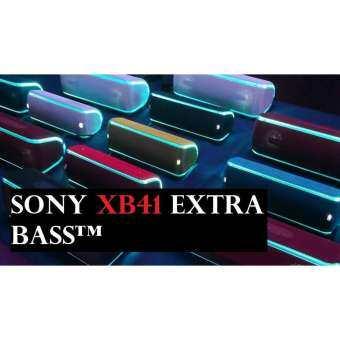 SONY XB41 EXTRA BASS™ Portable BLUETOOTH® Wireless Speaker SRS-XB41
