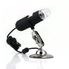 Thaivasion 50X 500X Digital Microscope 8Led ใหม่ล่าสุด