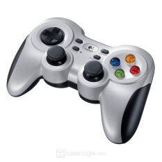 Logitech Wireless Gamepad รุ่น F710 - Silver/Black