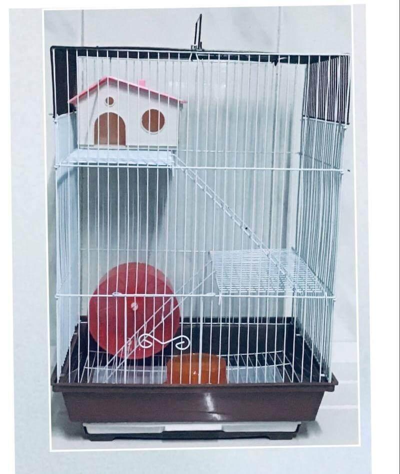 กรงหนูแฮมเตอร์ By Sai Pet Shop.