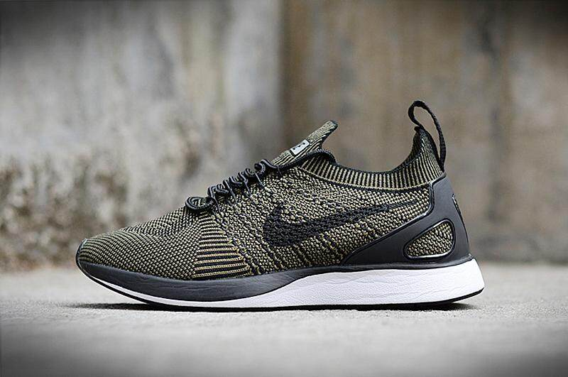 NIKE_ AIR_ ZOOM_ MARIAH_ FLYKNIT_ RACER_ Men's and Women's Running Shoes Sneakers walking jogging shoes for men and women