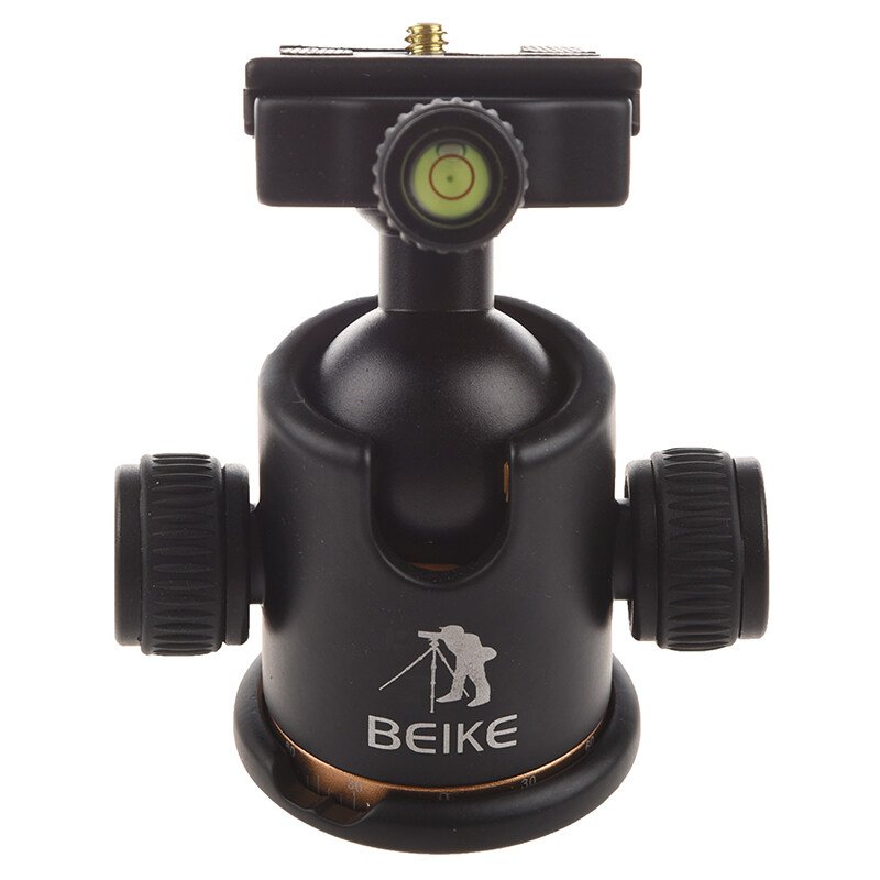Giá Beike BK-03 Camera Tripod Ball Head Ballhead with Quick Release Plate 1/4 inch Screw For DSLR /Video Camera /Nikon /Canon/Digital Camera