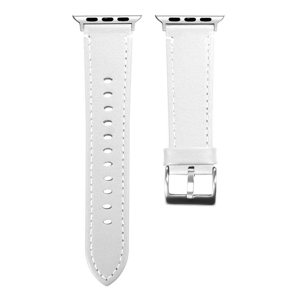 Chiclife Leather Adjustable Watch Band Wrist Strap Replacement for Apple Watch 38mm bán chạy
