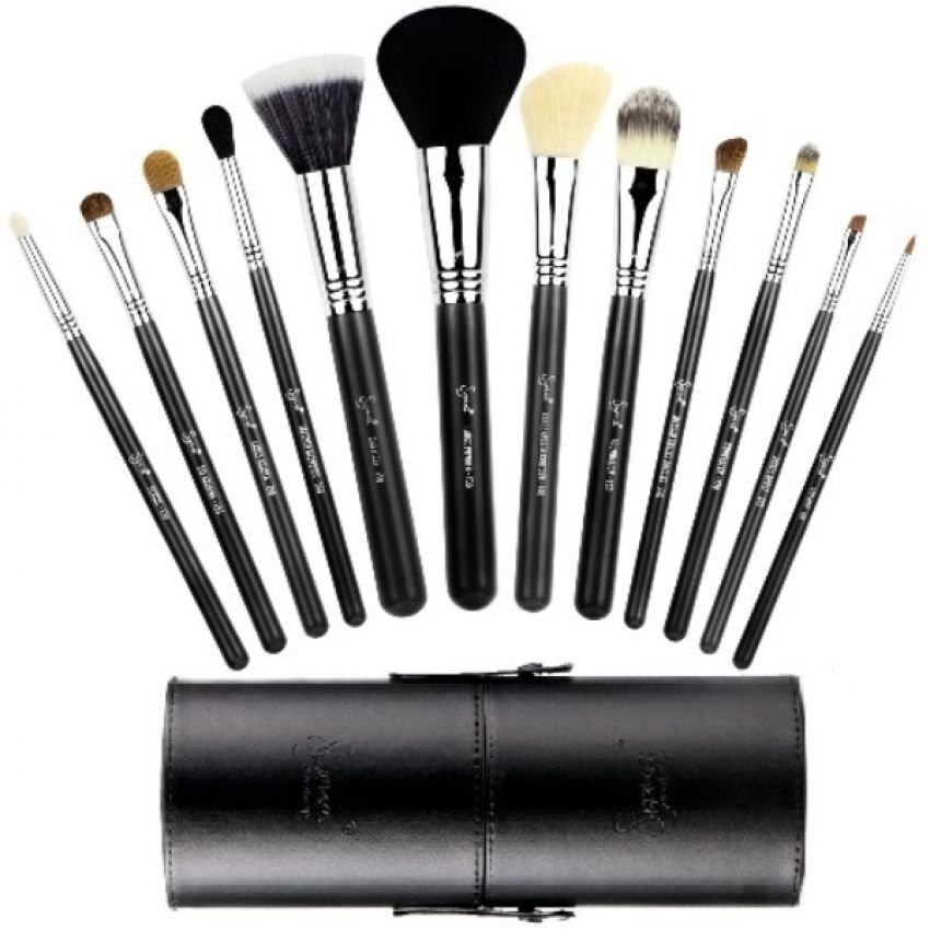 Sigma Beauty Brush แปรงแต่งหน้า Essential Kit Make Me Classy (CKC01) - Black