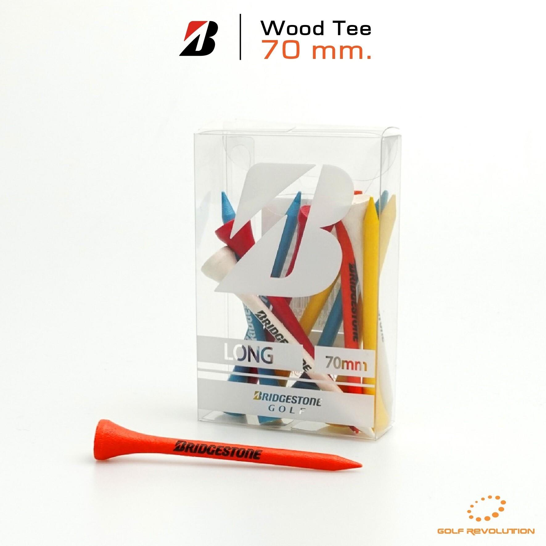 ที่ตั้งลูกกอล์ฟ Bridgestone - Wood Tee (gag501).