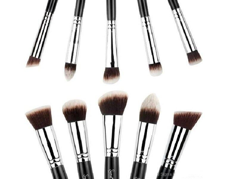 Sigma Beauty Brush แปรงแต่งหน้า Sigmax Essential Kit 10 Brushes