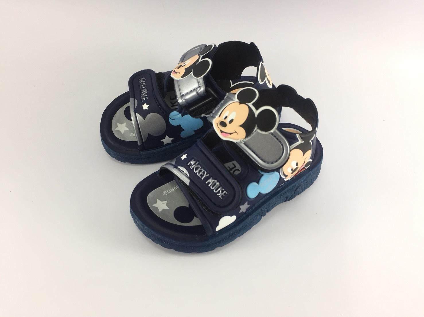 รองเท้าแตะ Pvc รัดส้นลาย Mickey By Shou Group International Co.,ltd..