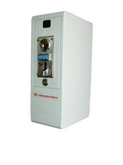 SM product กล่องหยอดเหรียญ รุ่นSMM201 ( White )