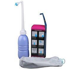 ซื้อ 420Ml Portable Bidet Sprayer And Travel Bidet With Hand Held Bidet Bottle For Personal Cleansing Use Include Extended Nozzle Personal Hygiene Care Toilet Bidet Shower Bathroom Bidet Spray Intl ออนไลน์ ถูก