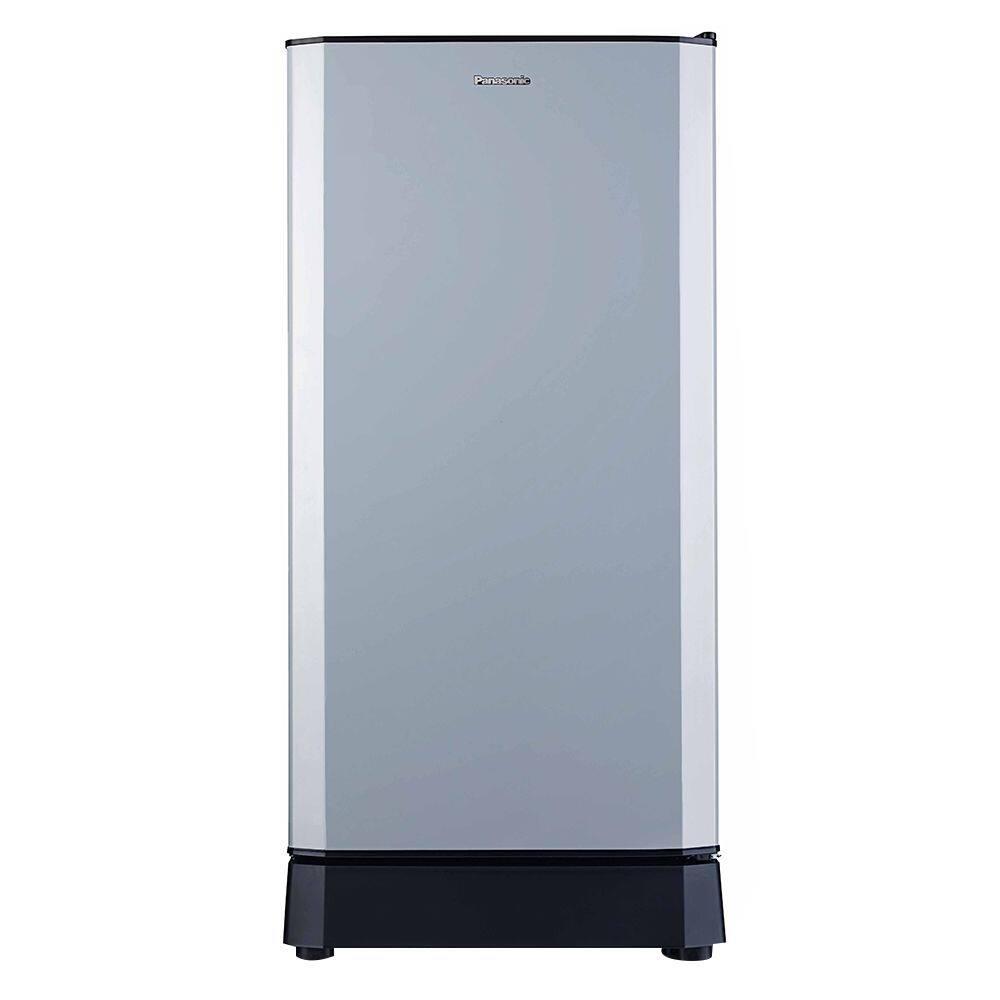 ตู้เย็น 1 ประตู Panasonic Nr-Ah188 Rhth สีเทา 6.4 คิว ตู้เย็น ตู้เย็นและตู้แช่แข็ง เครื่องใช้ไฟฟ้า 1 Door Refrigerator P ประหยัดพลังงาน ฉลากประหยัดไฟเบอร์ 5 ช่องแช่เย็นจัด - สำหรับเก็บอาหารในอุณหภูมิเย็นพิเศษ ช่องแช่แข็งขนาดใหญ่ - ความจุถึง 31.