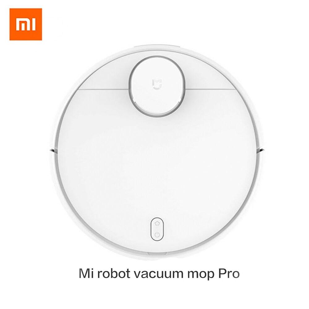 Xiaomi Mi Robot Vacuum Mop Pro หุ่นยนต์ดูดฝุ่นอัจฉริยะพร้อมม็อบถูพื้นในตัว รุ่น Pro รับประกันศูนย์ไทย1ปี By Mac Modern