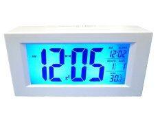 ทบทวน Gooab Shop นาฬิกาปลุก ดิจิตอล ระบบปรับหน้าจอสว่างอัตโนมัติ พร้อมไฟ Backlight สีขาว ถ่านAaa 3 ก้อน