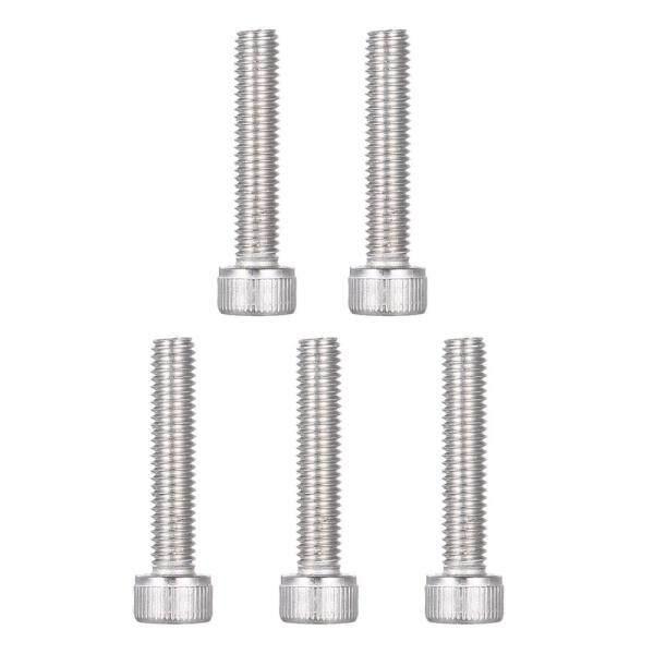 M5 DIN912-A2 Stainless Steel Allen Bolt Socket Cap Screws Hex Screw M5*25