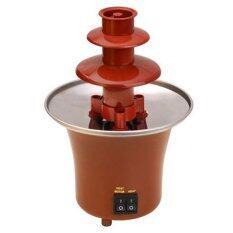 ขาย Giftshopdesign เครื่องทำช็อกโกแลตฟองดู ชนิดใช้ไฟบ้าน รุ่น Premium1065 สีน้ำตาล Giftshopdesign ผู้ค้าส่ง