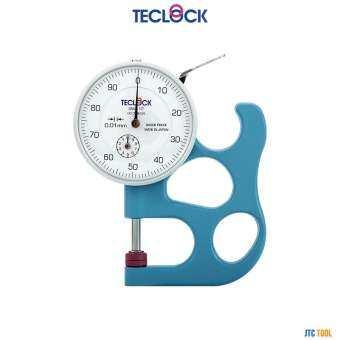 ไดอัลเกจวัดความหนา - Dial Thickness Gauge (SM-112) Teclockรหัสสินค้า SM-112