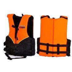 ราคา Aqua Blizz เสื้อชูชีพสำหรับเด็กโต Orange ออนไลน์ สงขลา