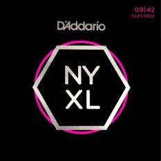 ขาย D Addario สายกีต้าร์ Nyxl Nickel Wound Electric Guitar Strings 09 42 D Addario เป็นต้นฉบับ