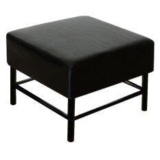 ราคา Inter Steel เก้าอี้ สตูลบาร์เตี้ย รุ่น Stool S สีดำ Thailand