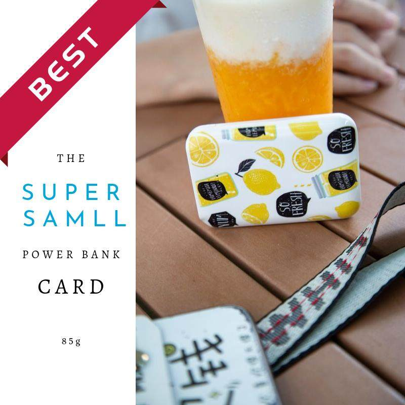 Power Bank Super mini ของแท้ 100% 【จัดส่ง 24 ชั่วโมง】【ทางเลือกแฟชั่น】เต็มไปด้วยเคล็ดลับแสงทางเทคนิค แกนแบตเตอรี่ลิเมอร์ที่มีอัตราการแปลงสูงPAB106