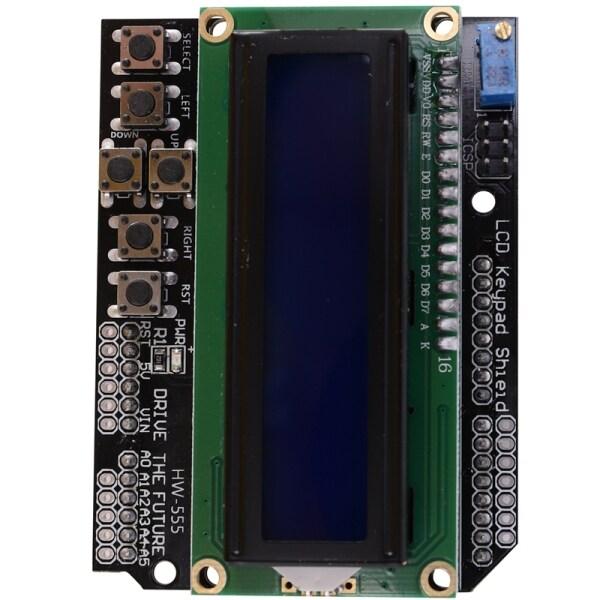 Bảng giá 1Pcs Lcd Keypad Shield Lcd1602 Lcd 1602 Module Display For Arduino Atmega328 Atmega2560 Raspberry Pi Uno Blue Screen Wavgat Phong Vũ