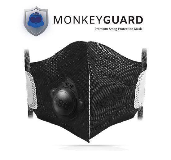 Monkeyguard หน้ากากกันฝุ่น Pm2.5 สำหรับเด็ก By Vitamincrew.