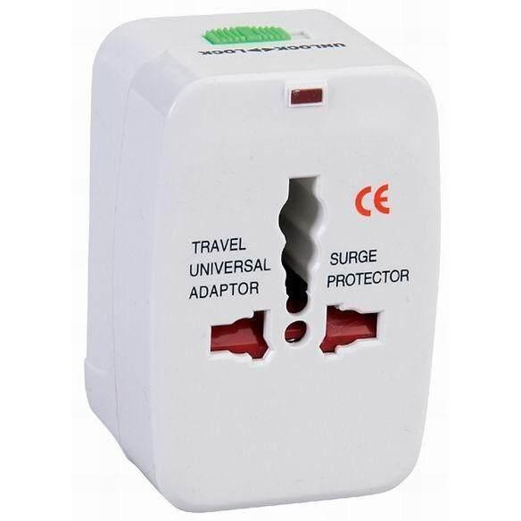 ปลั๊ก ยูนิเวอร์ซอล Universal Plug / World Travel Adapter หัวแปลง ไฟ By Autospeed.