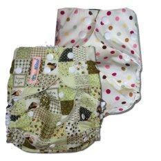 ซื้อ Palmandpond กางเกงผ้าอ้อมกันน้ำ รุ่น Cover แพ็ค 2 รุ่นที่ 35 ออนไลน์ นนทบุรี