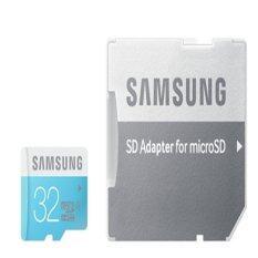 โปรโมชั่น Samsung Micro Sdhc Card Class 6 32 Gb With Adapter