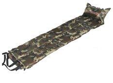 ราคา Wins เบาะรองนอนสนามแบบสูบลมอัตโนมัติ รุ่น Al Aim Mg สีเขียวลายทหาร ที่สุด